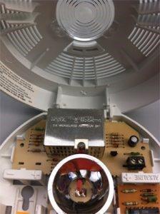 autonominis dumu detektorius